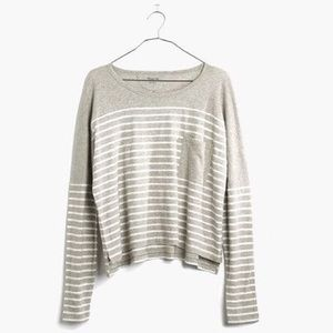 Madewell Effortless Tee in Stripe